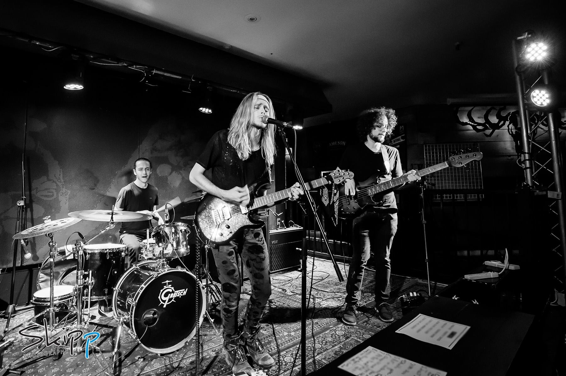 Lyric Dubee Band at Hideout Photo Credit: Gareth Skipp