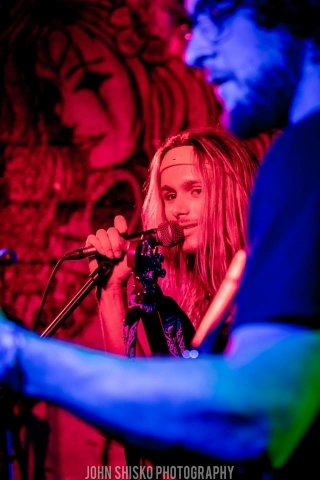 Lyric Dubee Band at Hideout Photo Credit: John Shisko Photography